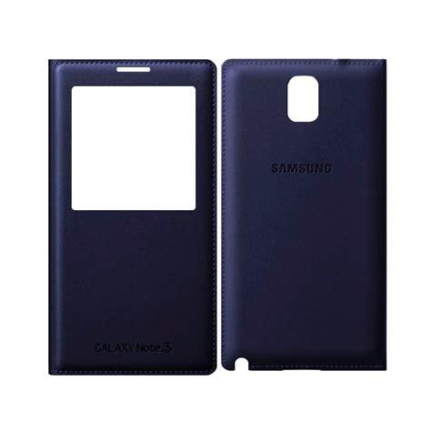 Samsung S View Cover Galaxy Note 3 Original samsung galaxy note 3 n9000 flip cover s view original
