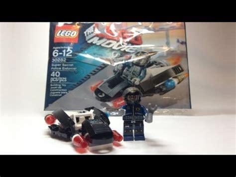 Lego 30282 Secret Enforcer Polybag the lego secret enforcer polybag review 30282