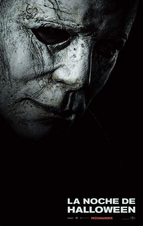 la noche en que 8408123947 la noche de halloween primer p 243 ster del regreso de michael myers fotogramas