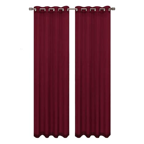 red sheer curtain panels sheer red curtains drapes blinds window