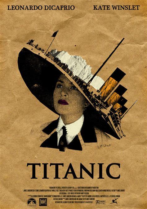 film titanic poster titanic by mcticktock deviantart com on deviantart