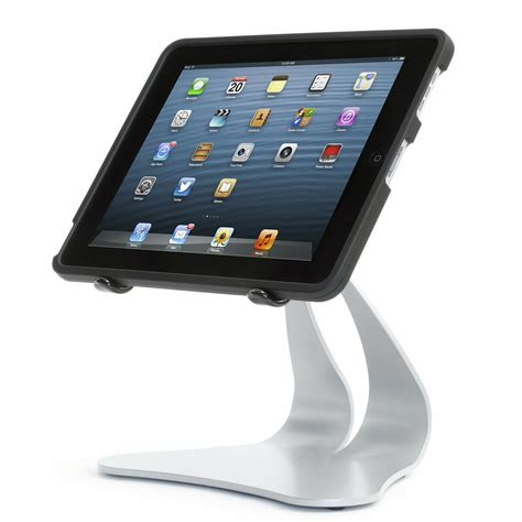 ipad easel stand ipad pro stand pivoting stabile pro