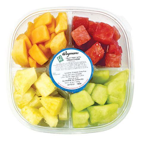 Salad Buah Keju Family Pack fruit tray family pack wegmans