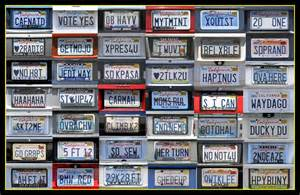 vanity plates personalized california license plates be