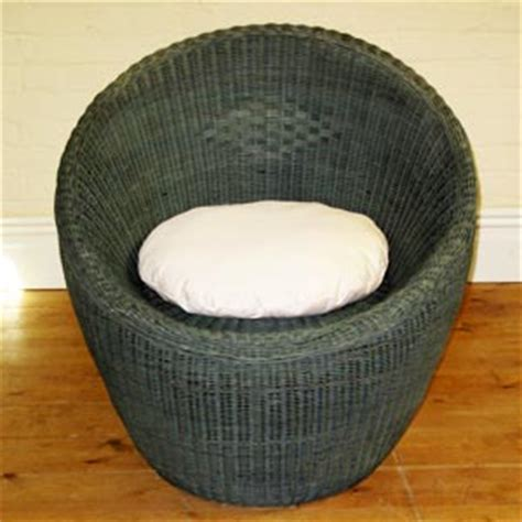 rattan egg chair uk blue rattan egg chair ferailles