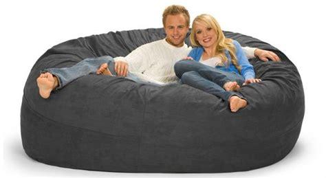 double bean bag sofa double bean bag chair home furniture design