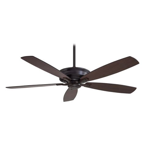 Ceiling Fan Without Light In Kocoa Finish F696 Ka Ceiling Fans With Lights