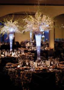 Tall Centerpieces Wonderful Photos Of Tall Bling Wedding Centerpieces Wedwebtalks