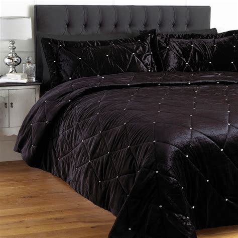 black velvet comforter set 28 images 7pc black velvet