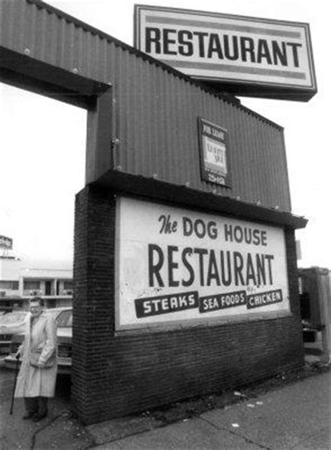 Dog House Restaurant In Seattle 1994 Seattle S Big Blog