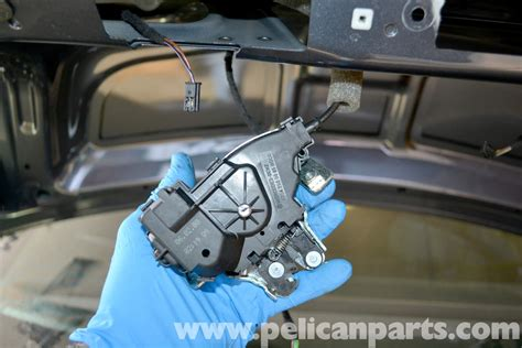 mercedes trunk actuator lock replacement diy how to fix mercedes benz w204 trunk lock and latch replacement 2008 2014 c250 c300 c350 pelican