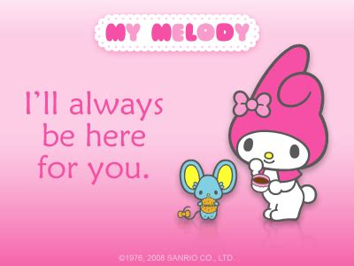 My Melody Birthday Card My Melody E Card My Melody Photo 2712110 Fanpop