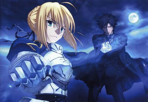 Fate Zero Review Deluscar