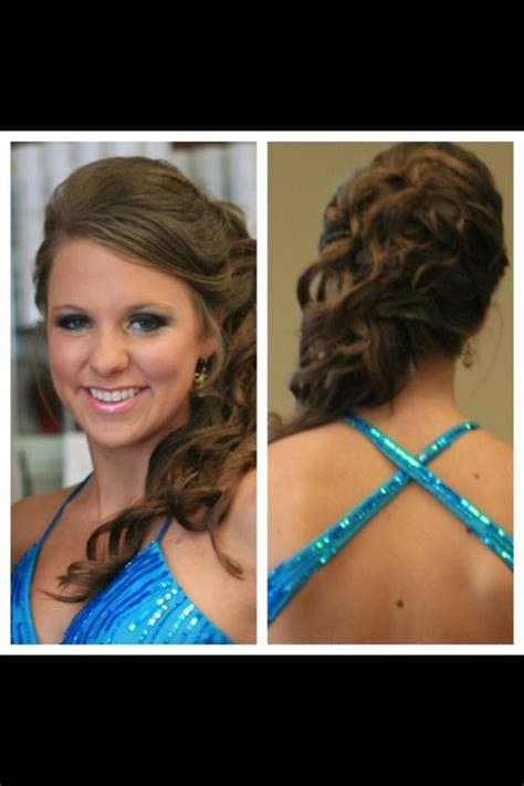 front and back prom hairstyles elegant prom hair updo with front and back views a