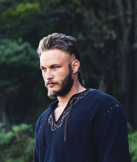 ragnar haircut vikings travis fimmel and ragnar lothbrok image
