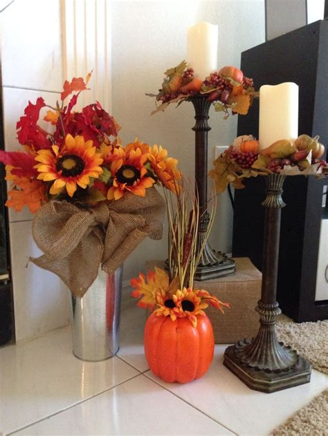fall decor from walmart and hobby lobby fall family - Hobby Lobby Fall Decor
