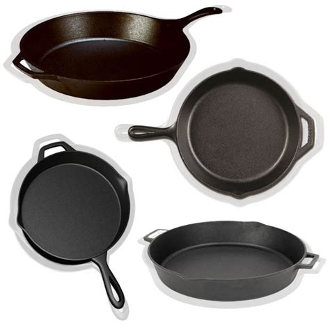 best cast iron skillet user friendly excellent cookware