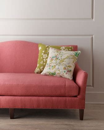 Raspberry Sofa by Quot Priddy Quot Raspberry Sofa By Industries At Horchow