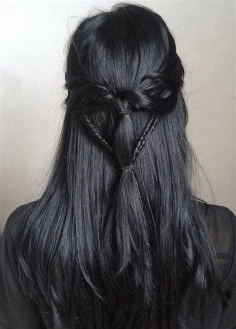 hairstyles for black hair tumblr black hair ties tumblr