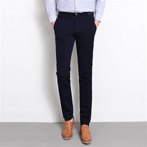 Slim Fit Atasan Formal Casual O Black Ot Kaos T Shirt Pria aliexpress buy new brand clothing dress slim black blue solid formal business