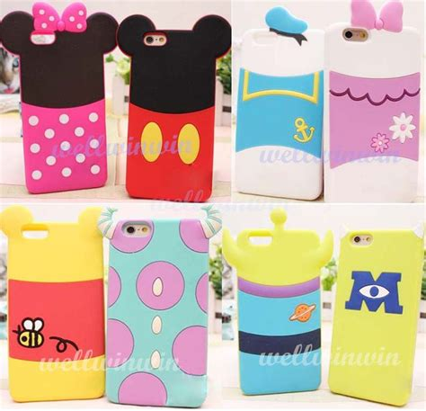 cute themes for iphone 6 plus details about new cute disney cartoon mickey soft silicone