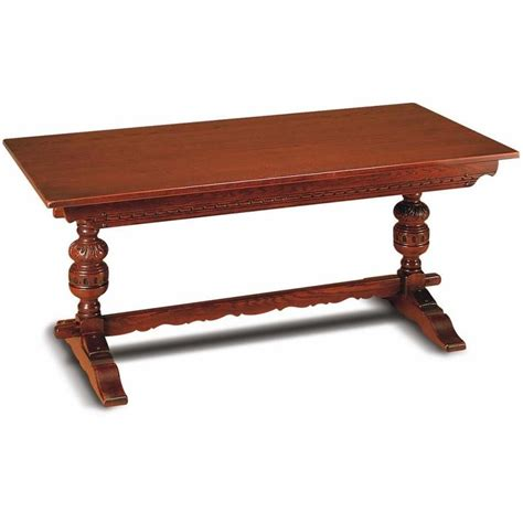 dining table refectory style dining table