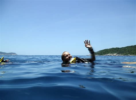 Open Water padi open water diver course cham island diving center