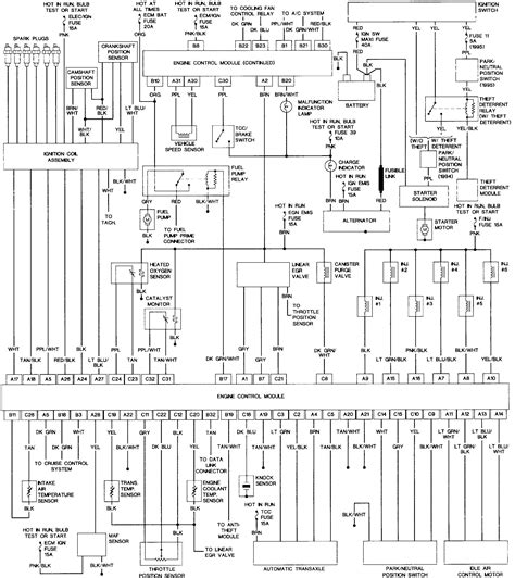 lesabre wiring diagram wiring diagram