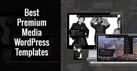 social media wordpress templates best premium wordpress