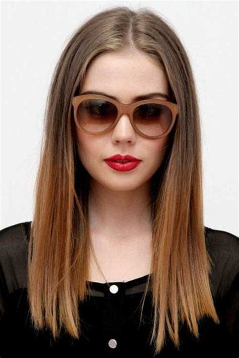 just below shoulder haircuts 20 medium long length hairstyles hairstyles haircuts