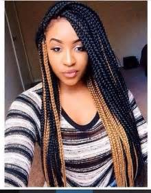 what hair use boxbraids using black temporary hair dye on box braids hair