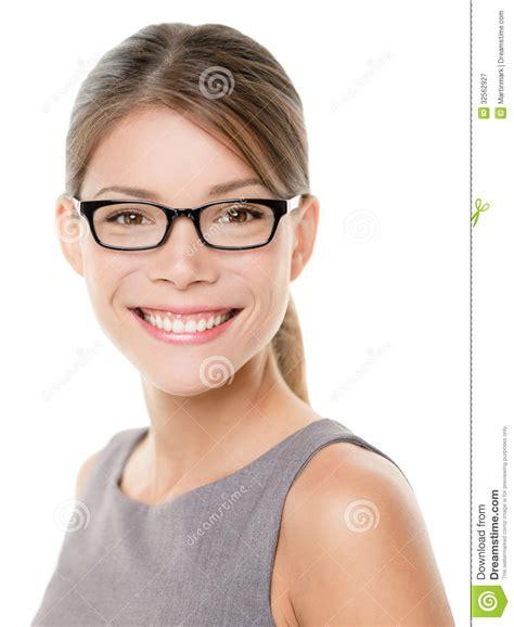 glasses eyewear business happy portrait royalty free