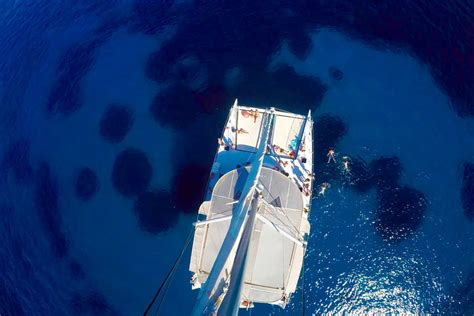 catamaran cruise lunch in the calanques national park marseille sailing trips boat tours getyourguide
