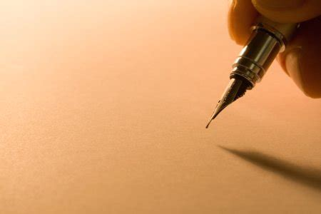 best paper for pen writing who s afraid of a big blank page tp s