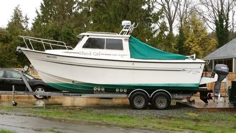 used boat trailers for sale on vancouver island sport fishing boat trailer for sale 2008 sea west