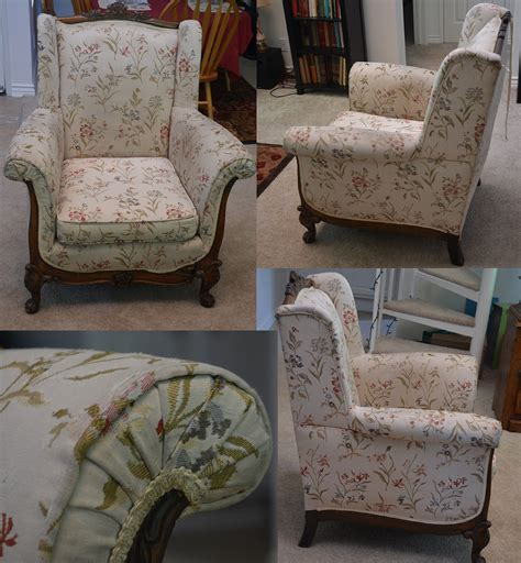 the adventures of mrs mayfield how to reupholster an