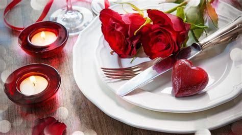 san valentino tavola tavola per san valentino come apparecchiarla www stile it
