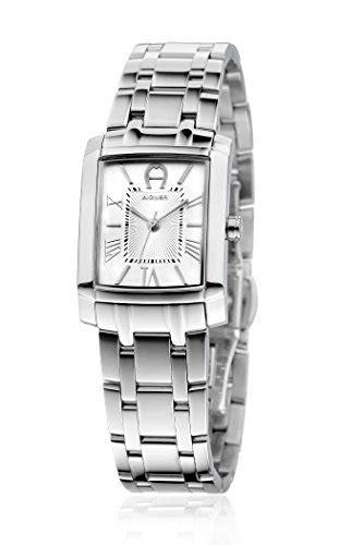 Aigner Salerno A52205 damen armbanduhr silber gebraucht kaufen nur 4 st bis 65 g 252 nstiger