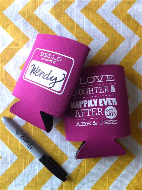 wedding koozie quotes wedding koozie wedding tips and inspiration