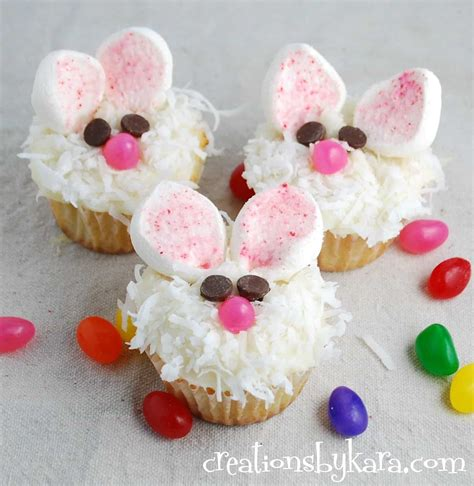 easter recipes cute easter cupcakes