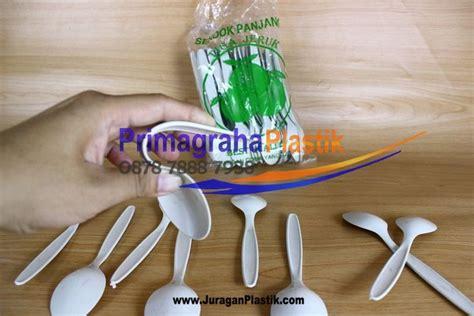 Sendok Plastik 100 Pcs Sendok Resto Take Away Box sendok makan plastik jeruk home