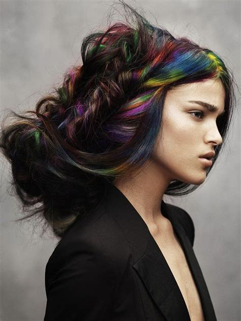 cool colors to dye hair cool ways to dye your hair