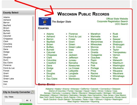 Wisconsin Property Records Wisconsin Deed Forms General Warranty Quit Claim And