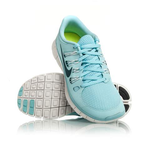 nike free run 5 0 womens light blue nike free 5 0 womens running shoes ice blue white