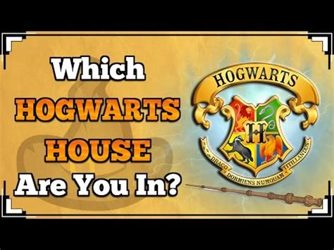 which hogwarts house do you belong in vote no on which harry potter house do you belong in