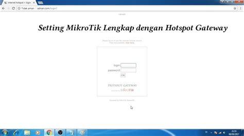 tutorial lengkap queue tree mikrotik tutorial setting mikrotik routerboard lengkap youtube