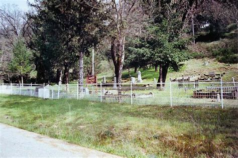 El Dorado County Records Greenwood Cemetery El Dorado County California