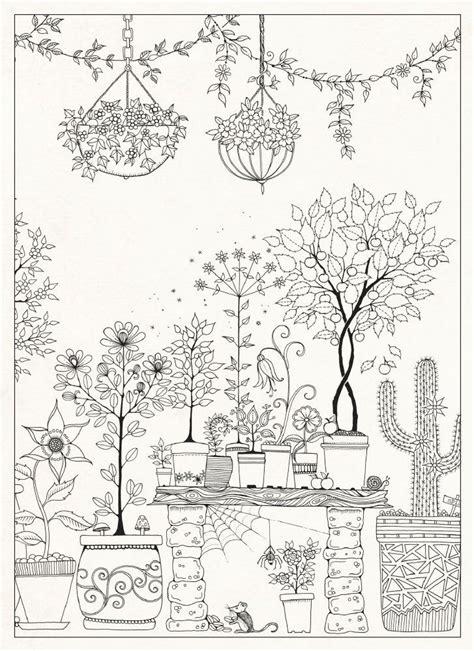 garden party coloring page 17 melhores imagens de coloring pages no pinterest
