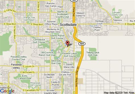 us map scottsdale arizona map of meridian condoresorts scottsdale