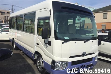 Toyota Coaster Cer For Sale Brand New 2017 Toyota Coaster For Sale Stock No